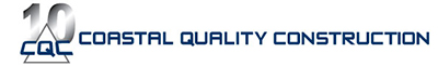 Coastal Quality Construction Logo