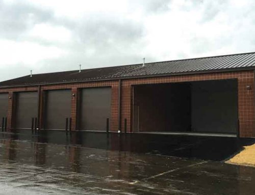 Portage Lakes Career Center – Fire Training Storage Facility