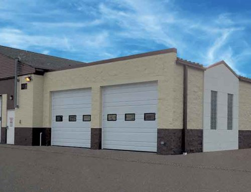 Sheffield Lake Fire Station Addition